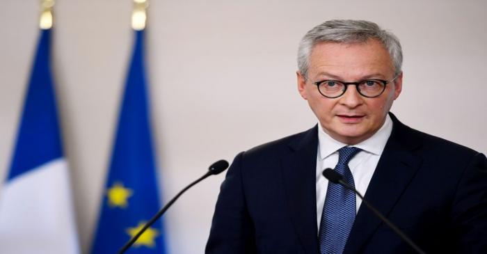 FILE PHOTO: French PM holds presser over latest decisions on lifting of lockdown from Monday