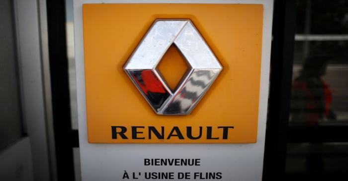 FILE PHOTO: Renault ramps up production at its factory of Flins, near Paris
