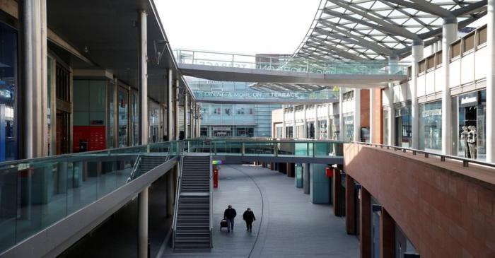 FILE PHOTO: The spread of the coronavirus disease (COVID-19) in Liverpool