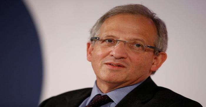 Bank of England Deputy Governor Jon Cunliffe speaks at the 'Future Forum 2017' event in St