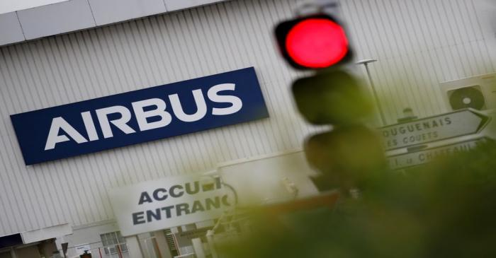 Airbus site in Bouguenais