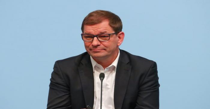 FILE PHOTO: BMW annual news conference in Munich