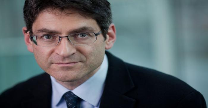 FILE PHOTO: Professor Jonathan Haskel, who has just been appointed to the Monetary Policy