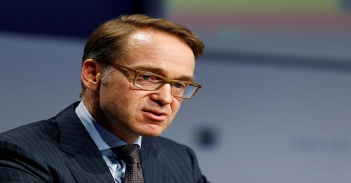 FILE PHOTO: 29th Frankfurt European Banking Congress (EBC) takes place in Frankfurt