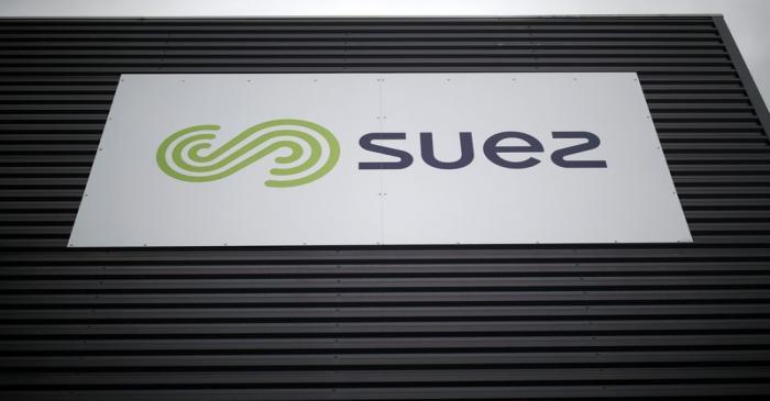 Logo of Suez