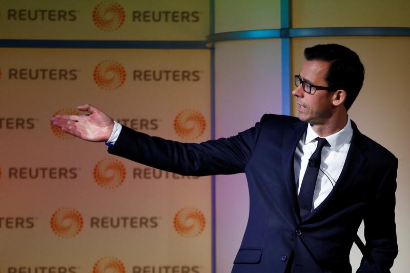 Gertjan Vlieghe, BoE Monetary Policy Committee Member speaks at Newsmaker at Reuters