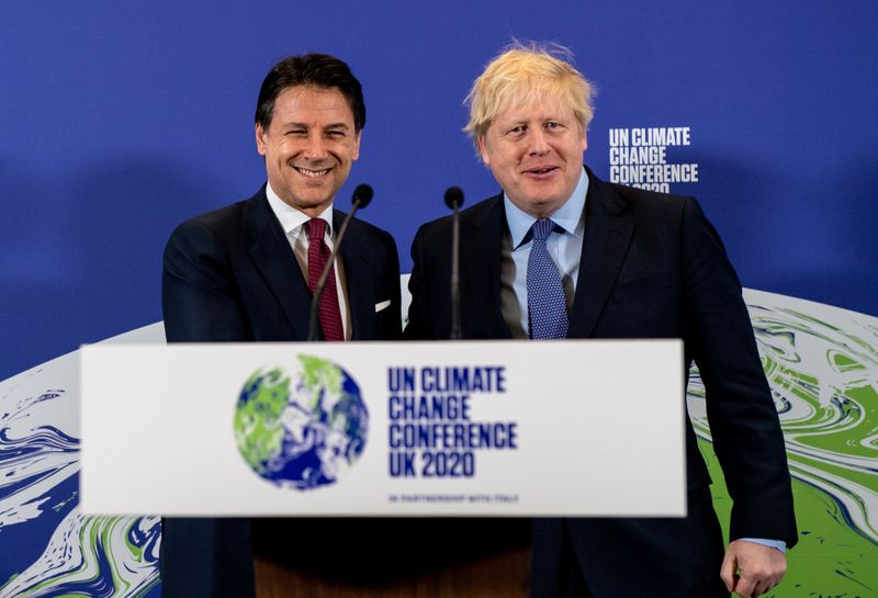 British Prime Minister Boris Johnson outlines his government's negotiating stance with the