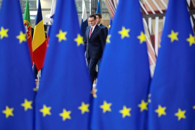European leaders summit in Brussels