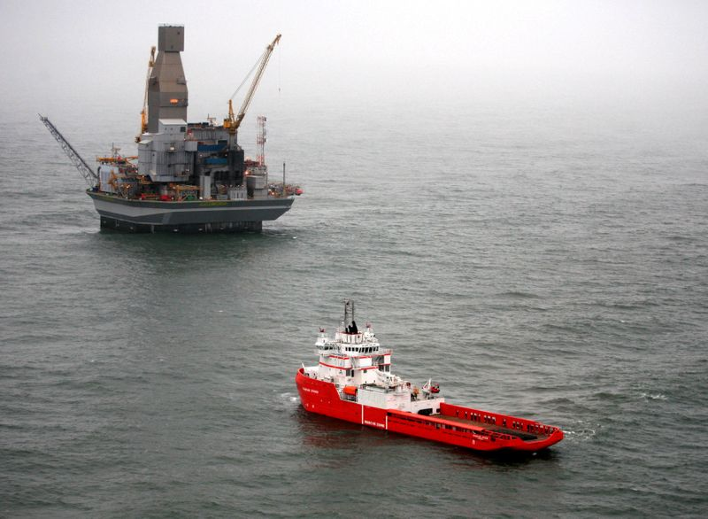FILE PHOTO: To match feature ENERGY SAKHALIN