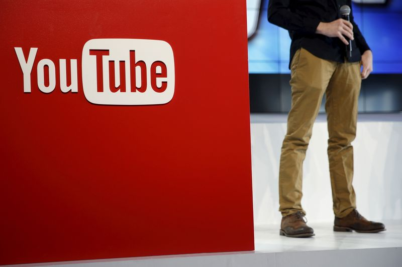 YouTube unveils their new paid subscription service at the YouTube Space LA in Playa Del Rey,