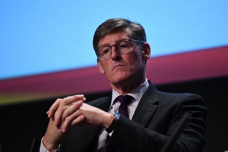 FILE PHOTO: Chief Executive Officer of Citigroup Michael Corbat speaks at a European Financial