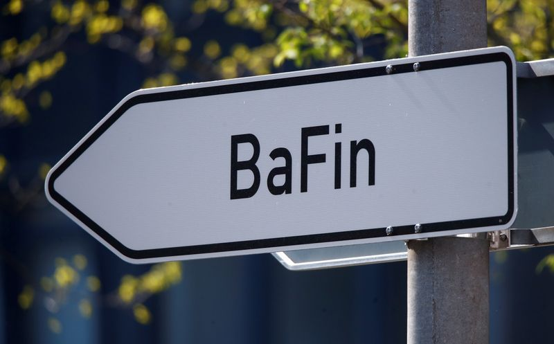 FILE PHOTO: Germany's Federal Financial Supervisory Authority BaFin in Bonn