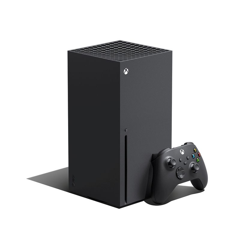 FILE PHOTO: Xbox Series XIS - Microsoft's next generation gaming consoles