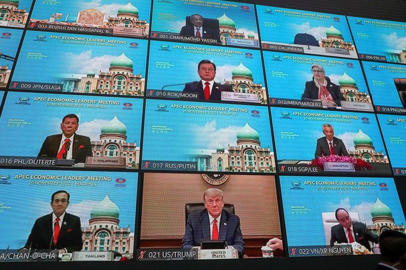 APEC Economic Leaders Meeting 2020, in Kuala Lumpur