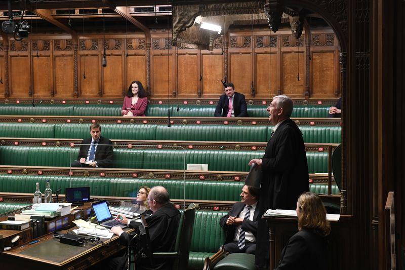 UK lawmakers debate and vote on Brexit deal