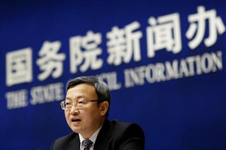 Chinese Vice Commerce Minister and Deputy China International Trade Representative Wang Shouwen