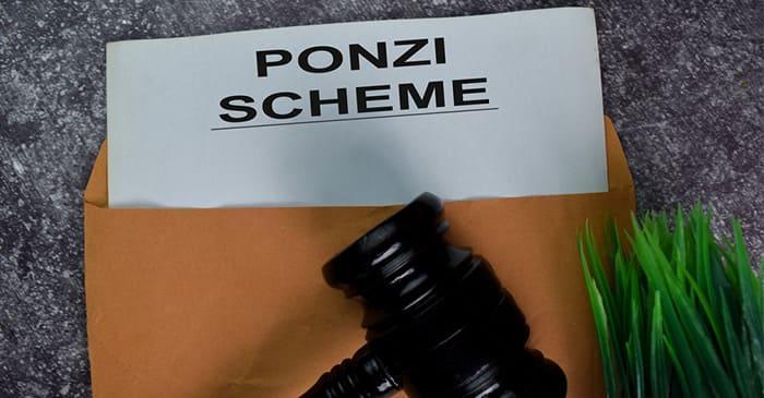 Investors Lose Up To £2,168K In Ponzi Style Schemes