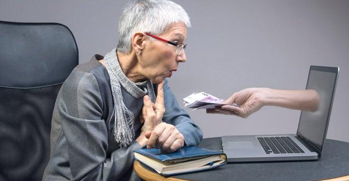What are the Different Types of Pension Scams