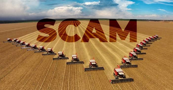 Overseas Or Agricultural Land Scams