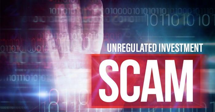 How to Identify Unregulated Investment Scams