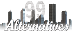 99 Alternative logo